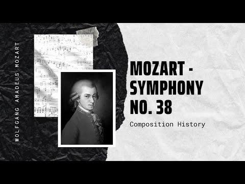 Mozart - Symphony No. 38 in D major (Prague)