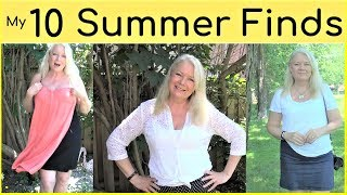 My Top 10 Summer Fashion Styles, Shoes, Accessories for my Wardrobe for Women