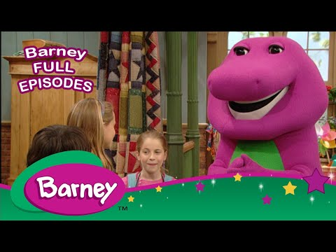 Barney and Friends | Full Episodes | Cookies