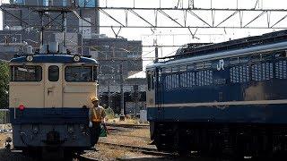 2019/11/02 【構内移動】 EF65 1115 田端運転所 | JR East: EF65 1115 at Tabata