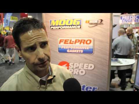 Tech 101 on Fel-Pro MLS Head Gaskets at PRI 2012