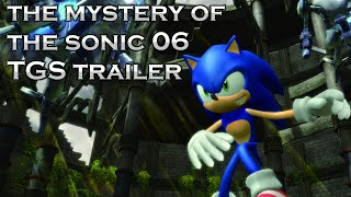 The Mystery of the Sonic 06 TGS Trailer (Lost, 2005)