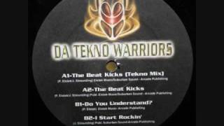 da tekno warriors - the beat kicks