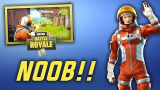 What's up with AIMEN?! (Battle Royale) | Fortnite #1