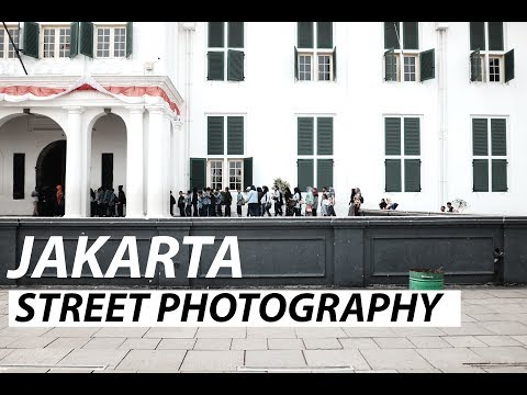 PhotoVlog#9 // POV - JAKARTA STREET PHOTOGRAPHY (Kota Tua) // X100T