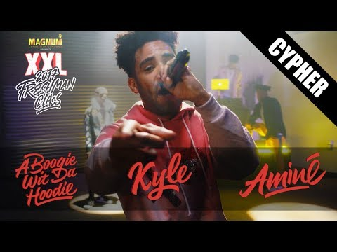 Thumbnail: Kyle, A Boogie Wit Da Hoodie and Aminé's 2017 XXL Freshman Cypher