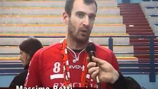 13-11-2011: Intervista a Massimo Botti nel post Molfetta-Reggio Emilia