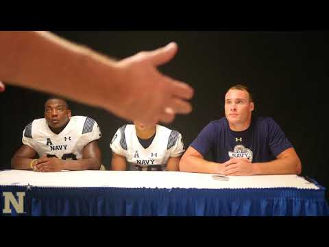 Navy Football Post-Game Press Conference: Tulsa