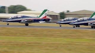 RIAT Air Show  England 2018 - Italian Air Force Aermacchi MB 339