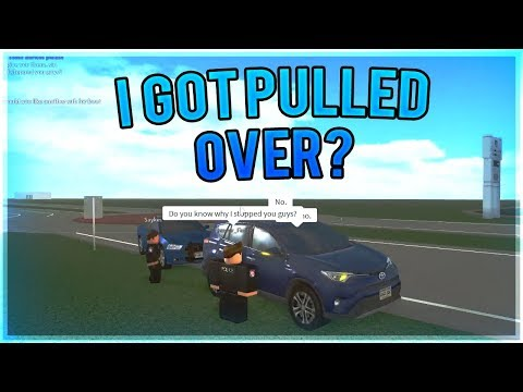 Greenville Roleplay #1 | I GOT PULLED OVER?!
