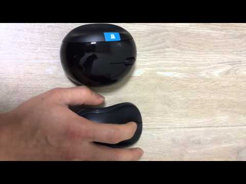 Microsoft Erogonomic Mouse VS Logitech B175 Click sound test