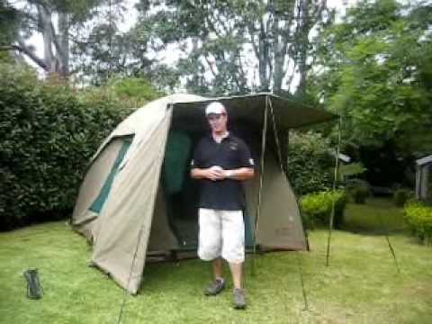 Introducing the worlds most durable canvas tents - part one of four - . diamantina.net.au & Introducing the worlds most durable canvas tents - part one of ...