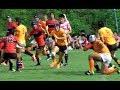 高校ラグビー17 【菅平】東福岡 vs.東海大仰星
