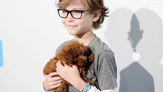 The Internet Names Jacob Tremblay's New Puppy | What's Trending Now