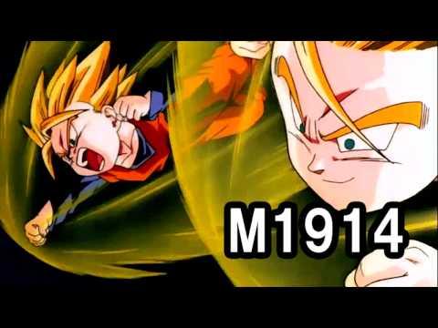 Dragon Ball Z BGM - M1914
