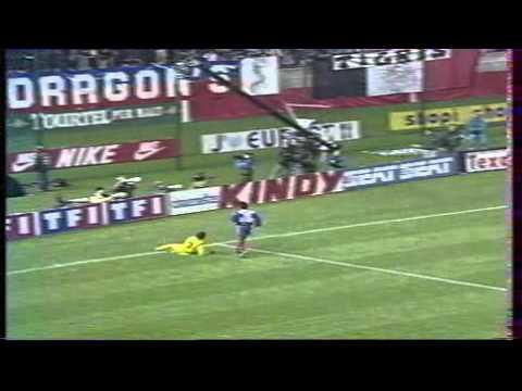 Paris SG - FC Nantes 94-95 partie 2