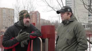 Сергей Бадюк интервью для журнала Околоспорт