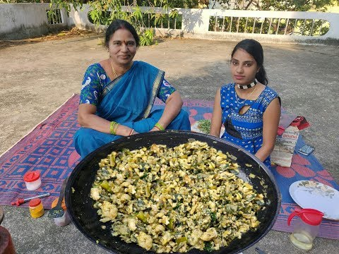 Purslane Leaves With scrambled Eggs Recipe //Very Tasty And Healthy//English