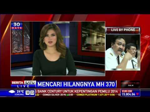 Dialog: Mencari Hilangnya MH 370