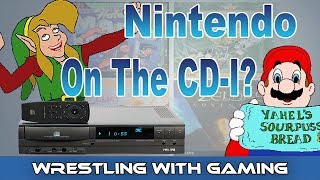 The Forgotten Console - The Story of The Philips CD-I 's History & Its Strange Nintendo Games
