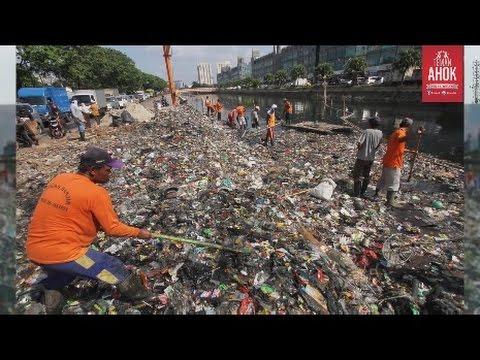 Sungai Jakarta Bersih, Atau Hoax?
