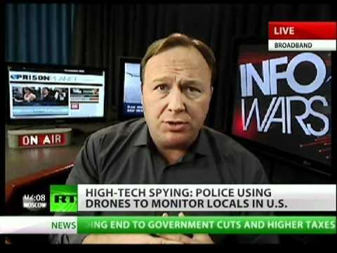 Alex Jones: Military Industrial Complex has declared war on the US