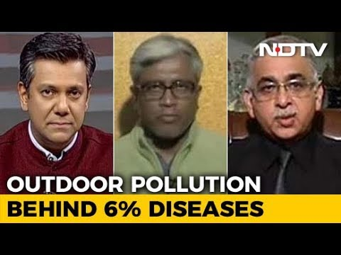 'Pollution India's 2nd Biggest Health Hazard': Will Our Leaders Act?