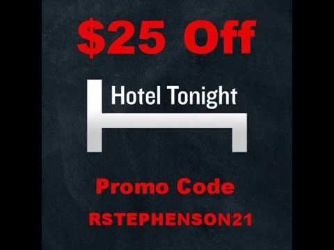 Save up to $60 with these current Hotel Tonight coupons for December The latest fastdownloadecoqy.cf coupon codes at CouponFollow. Get the HotelTonight app for same-day hotel deals. Use promo code & get $25 off your 1st booking: Show Coupon Code. Shared by @peachy wait until last minute and use Cheap hotels + get £15 free.