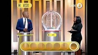 Lotto and Lotto Plus Draw 1601 (30 April 2016)