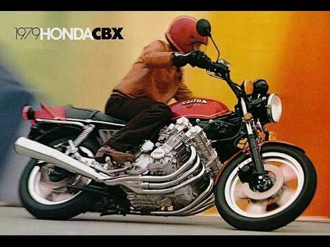 Honda 6 cilindros ( CBX 1050 ,motos lendárias ) - YouTube