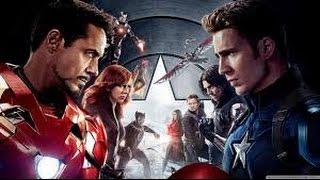 Como Baixar o Filme Capitão América Guerra Civil Dublado HD