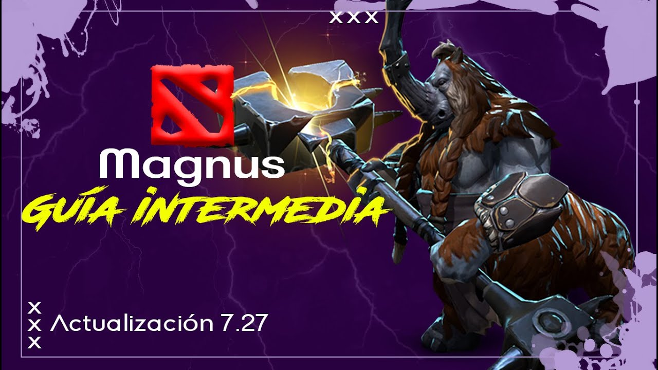 UN HÉROE MUY BUFEADO PARA ESTA META!!! con MAGNUS l Guía Intermedia