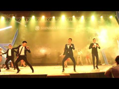 [20160123] Shinhan Bank Vietnam APAC 2015 Gala Dinner Head Office