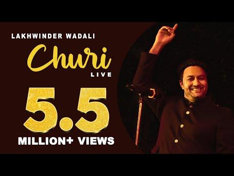 CHURI (LIVE) - LAKHWINDER WADALI live in VOICE OF PUNJAB SEASON 4