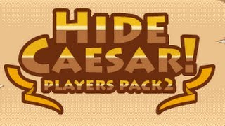 Hide Caesar Players Pack Level1-30 Walkthrough