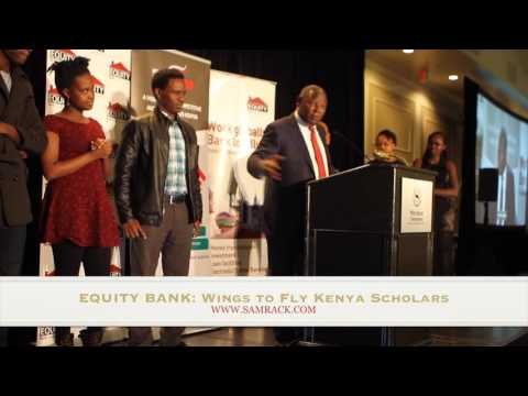 EQUITY BANK: Wings to Fly Kenya Scholars