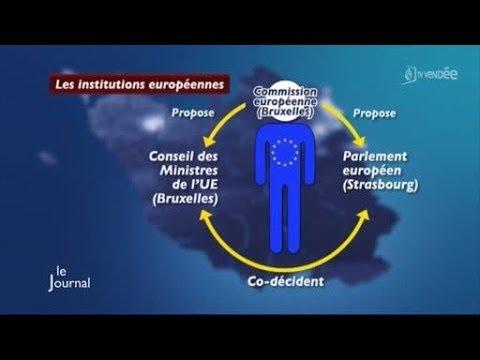 Comment fonctionne l'Union européenne ? (Vendée)