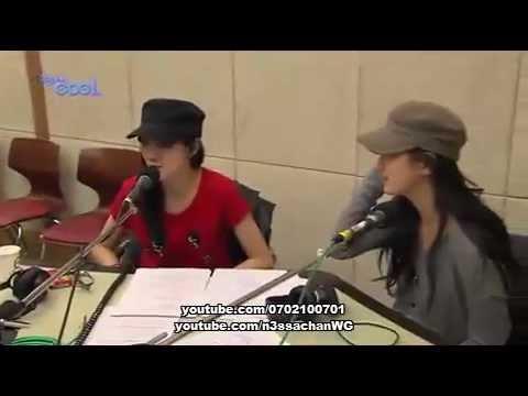 121019 miss A at Super Junior Kiss the Radio (VIDEO | full)