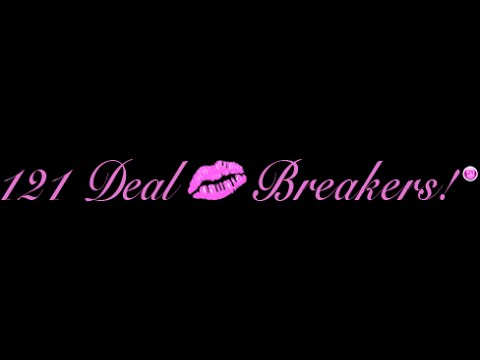 deal breakers before dating