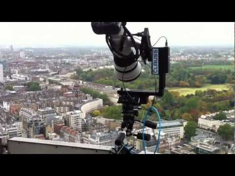 Recording a 320 Gigapixel Image in London