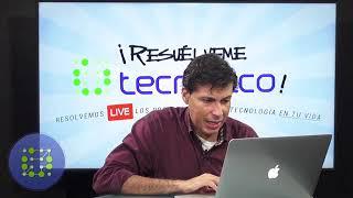 PREGÚNTANOS SOBRE TECNOLOGÍA *LIVE* - ¡Resuélveme Tecnético! #353