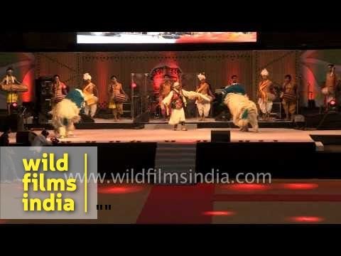 Dances of India's North-eastern states - a visual and aural tour de force!