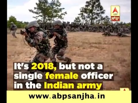Excellent! Women will now be part of military police in Indian Army