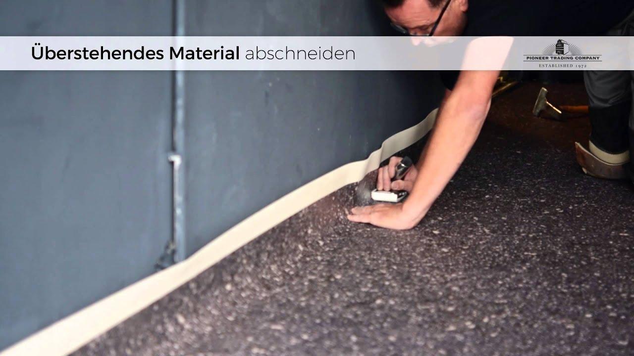 pioneer fotoboden-vinylboden - verlegung - gestalte selbst und so
