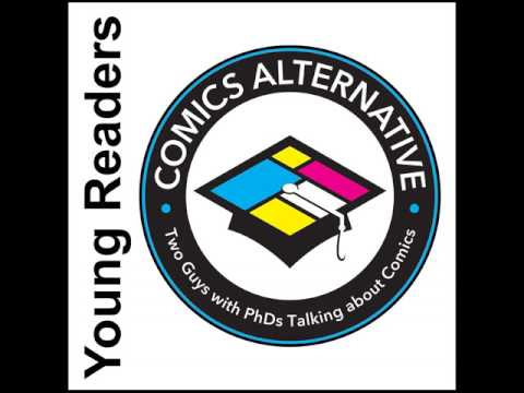 Young Readers: A Roundtable Discussion on Contemporary Issues in Children's and Young Adult Comics