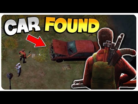 Hunting Area Found! (Last Day on Earth Inspired) | Delivery From The Pain Gameplay Ep 5