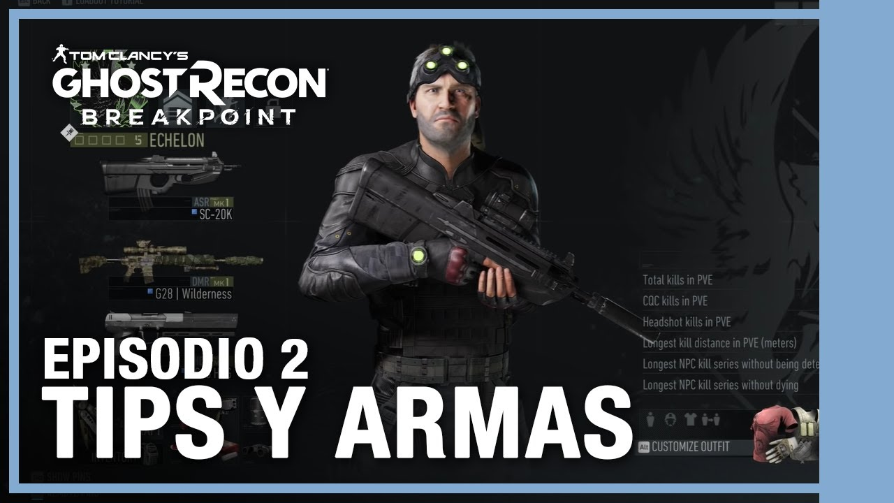 Ghost Recon Breakpoint - Sam Fisher de Splinter Cell se une en el episodio 2