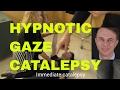 Mesmerism and Hypnosis Training: Gaze for Hypnotic Catalepsy - 120 sec