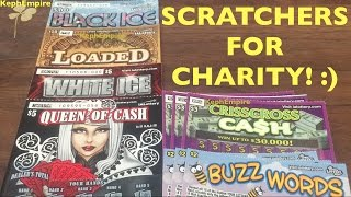 IOWA SCRATCHERS FOR WOUNDED WARRIOR PROJECT!!!