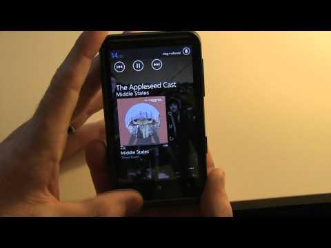 Windows Phone Mango [ Part 2 ] :  Bing Search